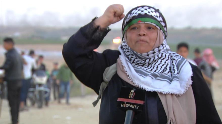 Palestinos siguen sus Marchas de Retorno contra ocupación israelí