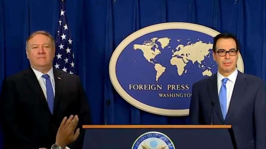Sanciones unilaterales de EEUU son un acto de guerra contra Irán
