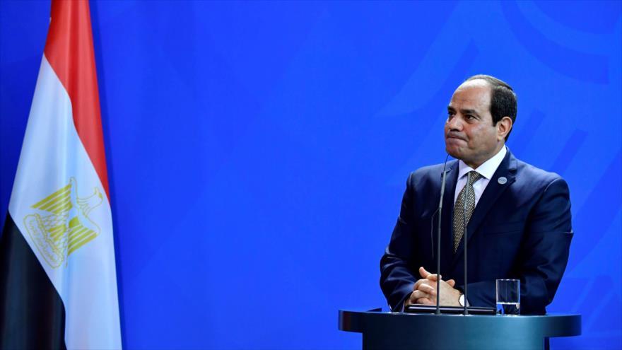 Siria deplora declaraciones antisirias del presidente de Egipto