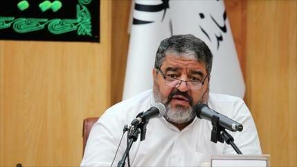 """Irán denuncia la """"guerra híbrida"""" de Estados Unidos en su contra"""