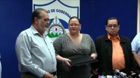 Nicaragua presenta un informe sobre detenidos durante la crisis