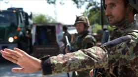 Talibán mata a 20 soldados afganos en un ataque en frontera iraní