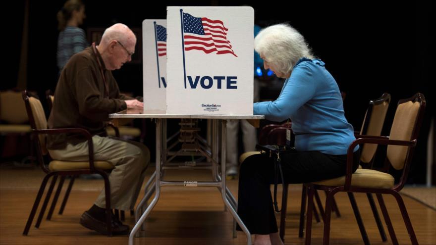Comienzan elecciones de medio mandato en el este de EEUU
