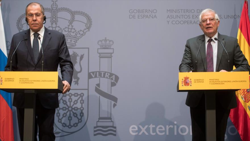 Rusia y España condenan sanciones 'ilegítimas' de EEUU contra Irán