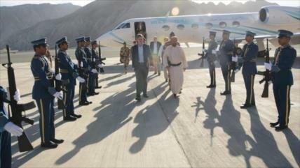 El Reino Unido planea abrir una base militar en Omán