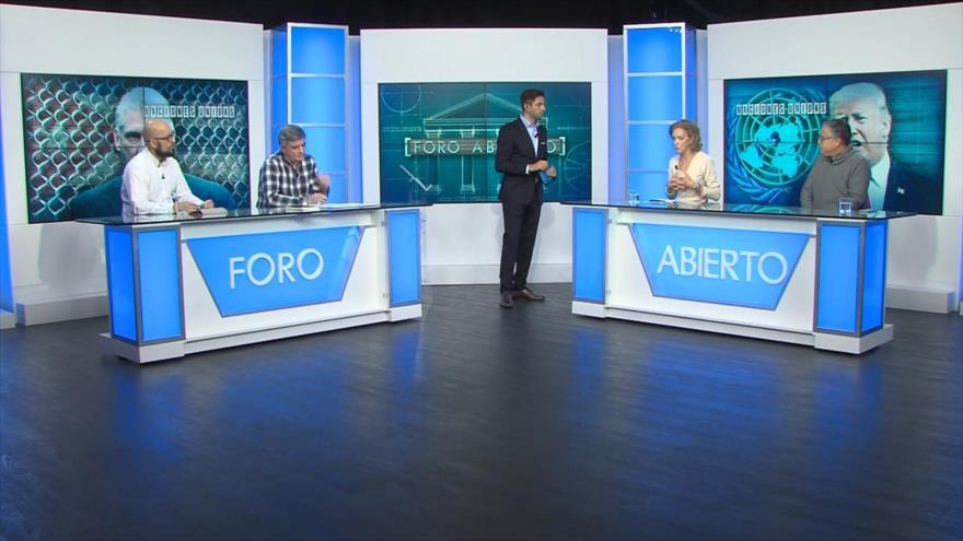Foro Abierto; Cuba: las sanciones se renuevan