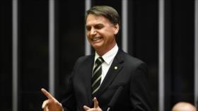 Promesa proisraelí de Bolsonaro tensa relaciones Brasil-Egipto