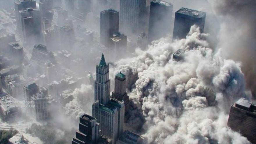 Profesor británico: Israel y sionistas están detrás del 11-S | HISPANTV