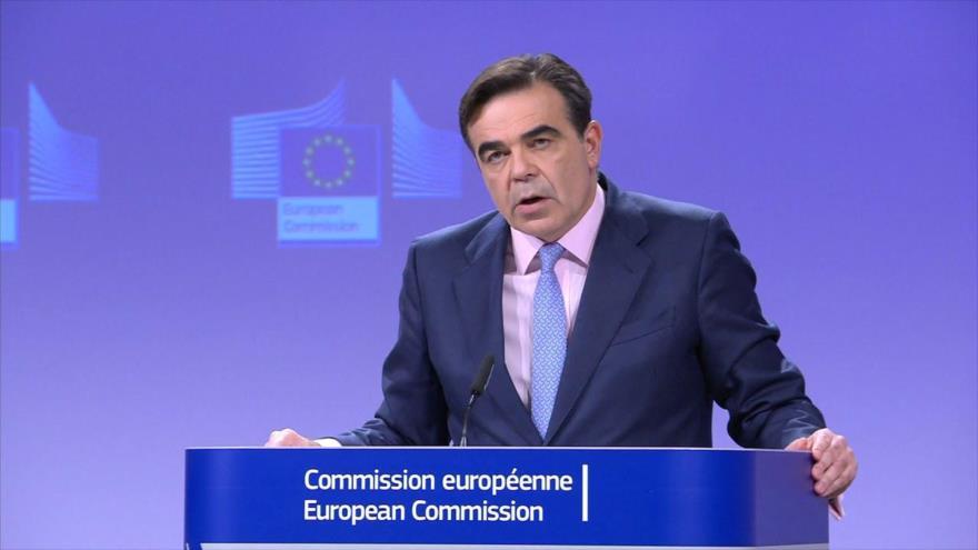 Comprometida UE con el acuerdo nuclear, no obedece sanciones de EEUU