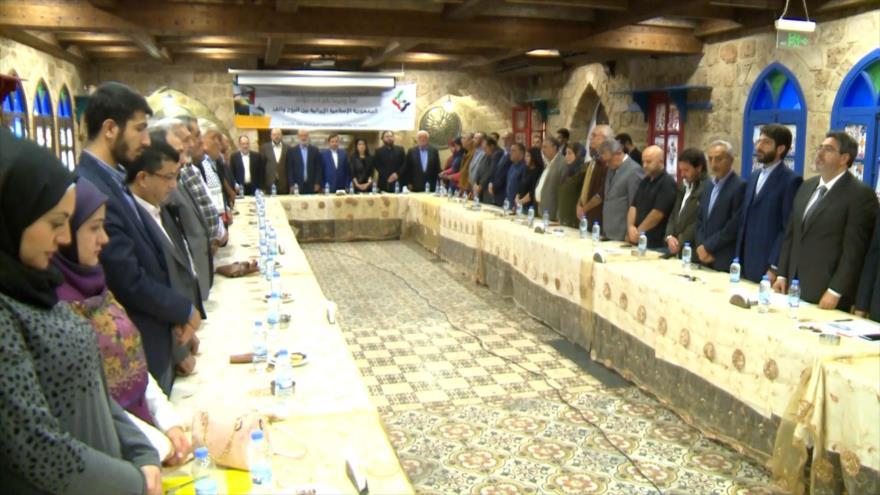 Celebran 40 años de Revolución Islámica iraní en El Líbano