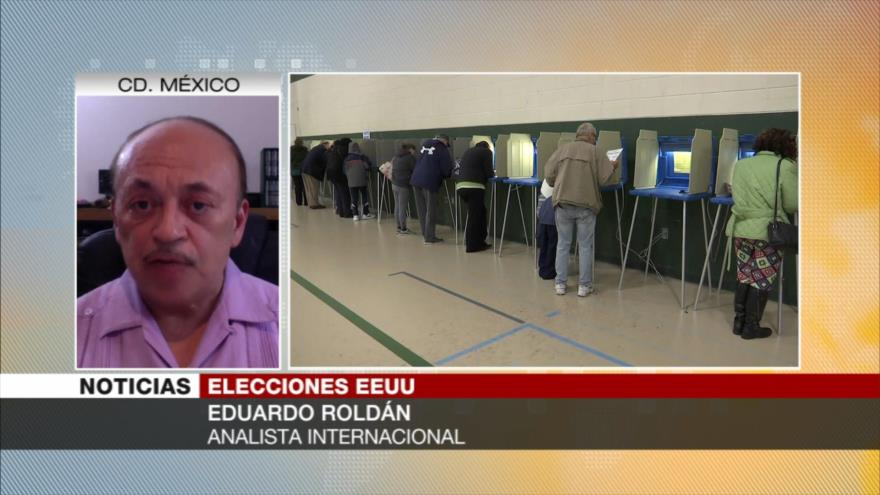 Roldán: En EEUU se utiliza miedo a inmigración para movilizar a votantes