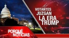 El Porqué de las Noticias: Elecciones intermedias en EEUU, la división social y el voto latino