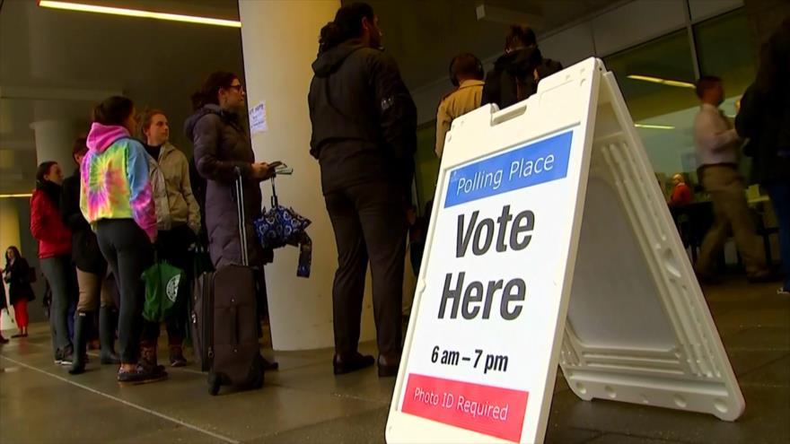 El voto latino es una gran fuerza electoral en EEUU