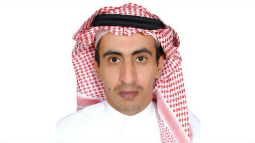 Turki bin Abdulaziz al-Jasser, periodista y escritor crítico saudí, que murió por las torturas en la cárcel.