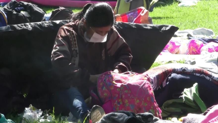 Cinco mil inmigrantes centroamericanos en la Ciudad de México