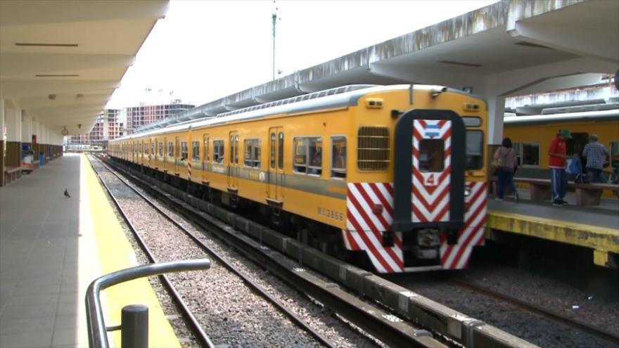 Inician privatización total de trenes de cargas en Argentina