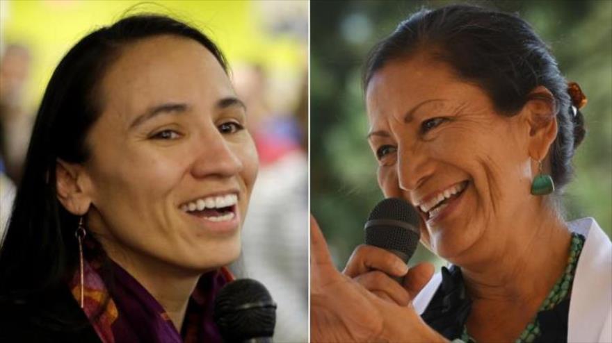 Dos mujeres indígenas se convierten en congresistas en EEUU
