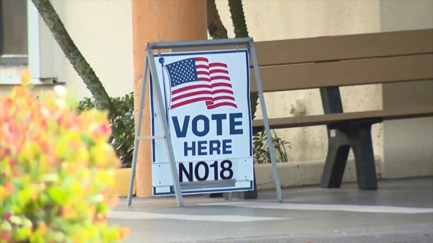 EEUU: Cierre de urnas y cientos de promesas pendientes