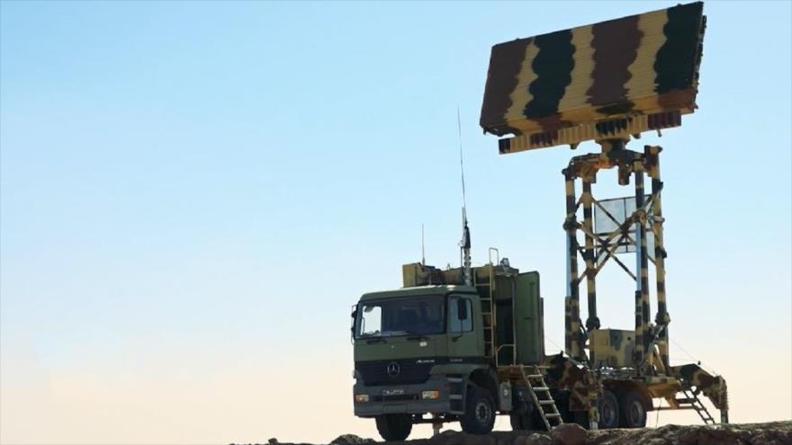 Video: Irán estrena su avanzado radar tridimensional Basheer