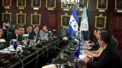 Honduras y Guatemala no aceptan responsabilidad por migrantes