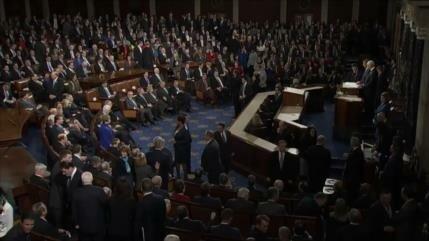 Los demócratas recuperan control de la Cámara Baja de EEUU