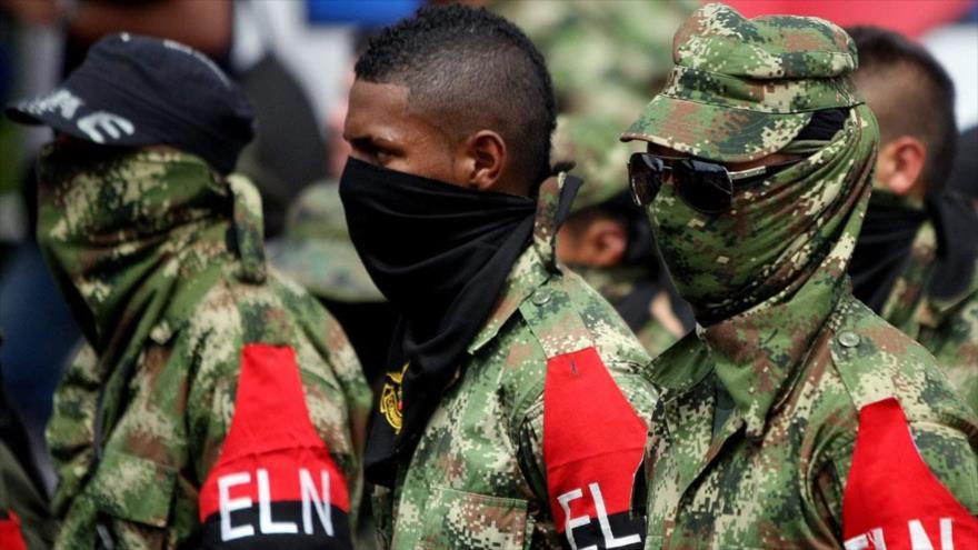 El Ejército de Liberación Nacional de Colombia (ELN).