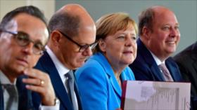 """Alemania: """"Respondamos con Europa unida a 'EEUU primero' de Trump"""""""
