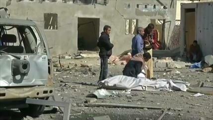 Ansarolá: EEUU parte del problema en Yemen y no de solución