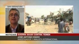 Egido: Tregua en Yemen requiere debilitar lazos EEUU-Arabia Saudí