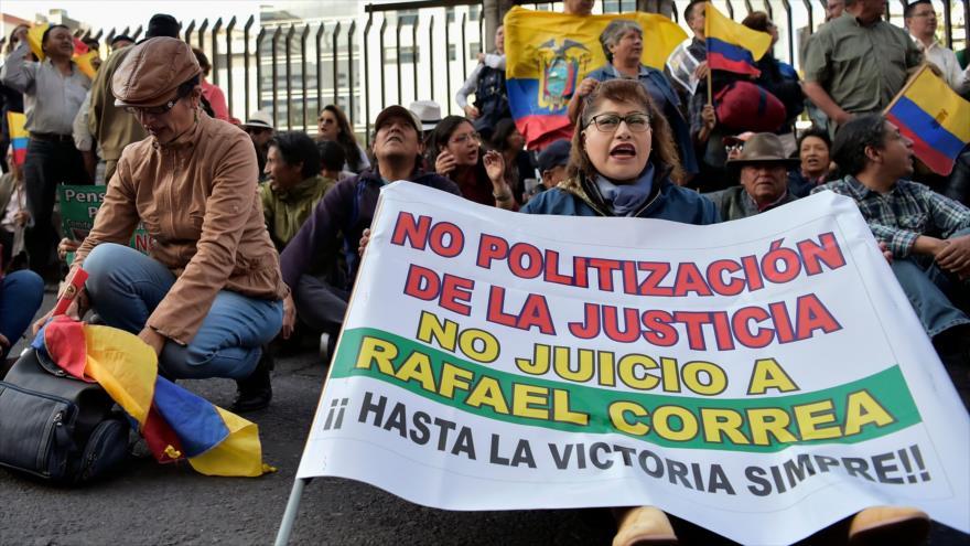 Tribunal ecuatoriano llama a juicio a Correa por caso Balda