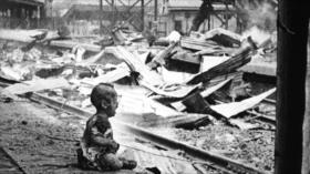 Fotos que sacuden al mundo: El bebé de Shanghai