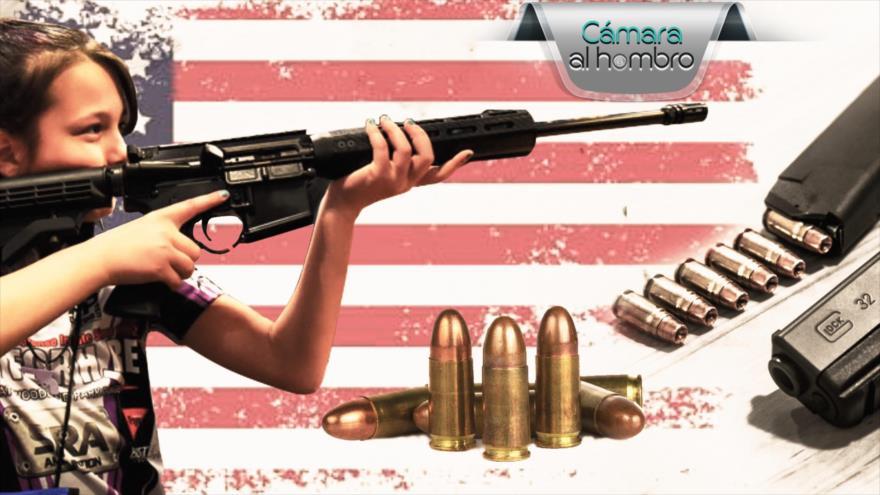 Cámara al Hombro: California dice no más venta de armas a menores de 21
