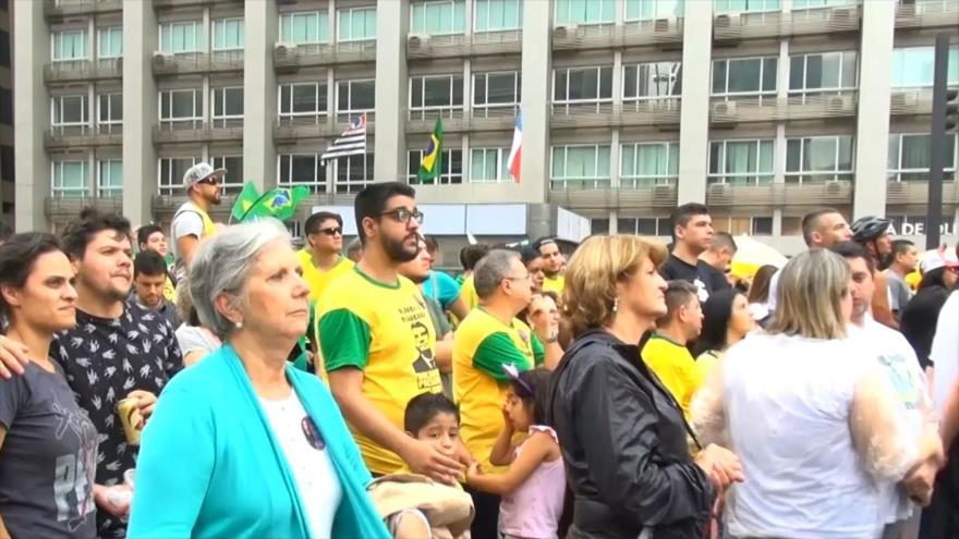 Bolsonaro, el mejor alumno de Israel y Estados Unidos