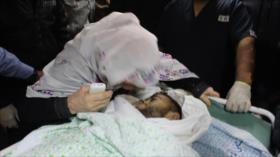 Sucumbe a sus heridas palestino disparado por Israel en Gaza