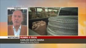 """""""Intervención de EEUU influye en fenómeno migratorio de A. Latina"""""""