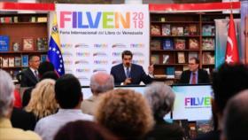 Maduro: Venezuela es la primera víctima de 'guerra colombiana'