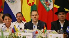 Venezuela urge a ALBA firmeza en defensa de su soberanía ante EEUU