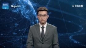China crea presentador virtual que da noticias 24 horas al día
