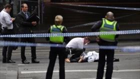 Ataque con cuchillo asumido por Daesh en Australia deja 1 muerto