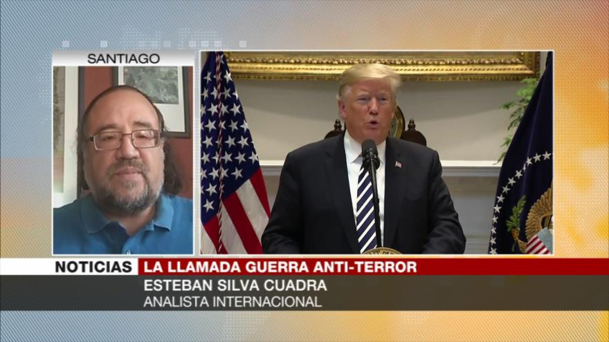 "Silva: EEUU lanzó ""guerra contra terrorismo"" para vender armas"