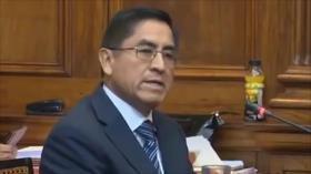 En Perú comienza extradición del apresado juez Hinostroza