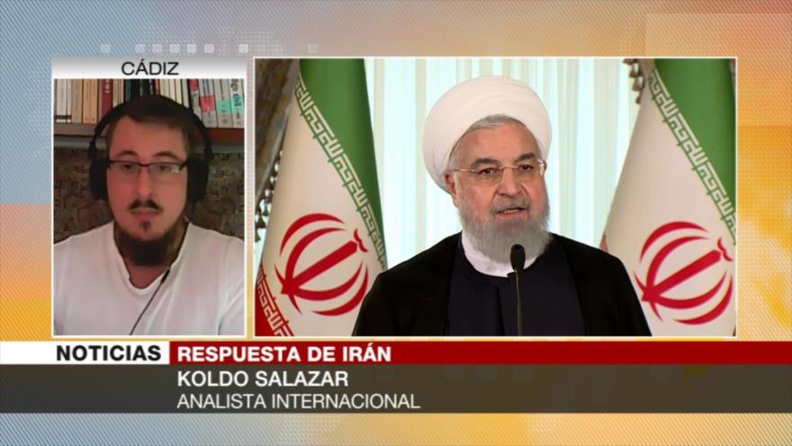 Salazar: La política de sanciones de EEUU contra Irán ha fracasado