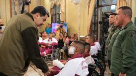 Maduro ordena reforzar protección en la frontera con Colombia