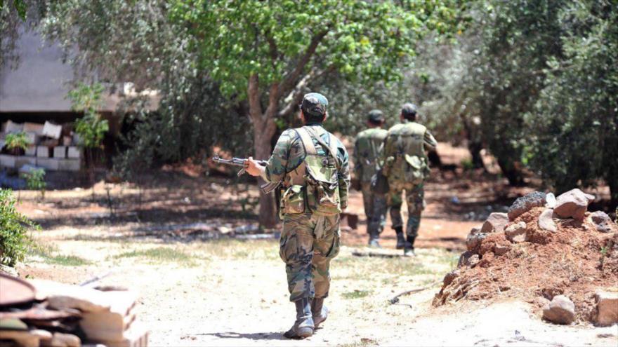6 soldados sirios mueren en ataques contra zonas de alto el fuego