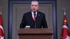 Erdogan: Dimos grabaciones de Khashoggi a EEUU, Francia y Alemania