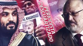 Detrás de la Razón: Lo descuartizaron vivo, sabía el secreto de guerra contra Irán apoyada por EEUU