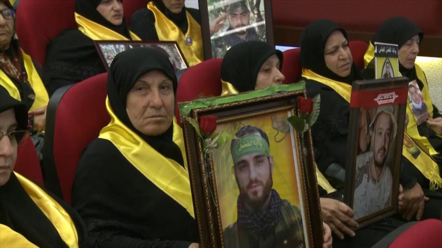 Hezbolá conmemora Día de los Mártires en El Líbano