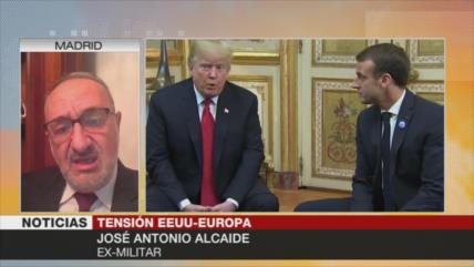 Alcaide: Ejército europeo reducirá influencia de Trump en Europa