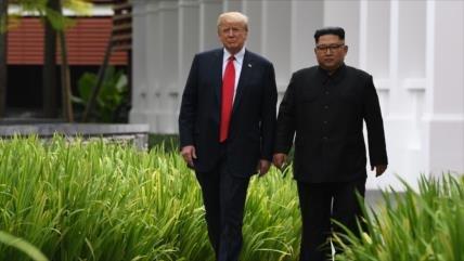 Informe: paciencia de Corea del Norte se está agotando con EEUU