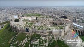 Vídeo: Siria invita a visitar Alepo, tras 2 años de su liberación